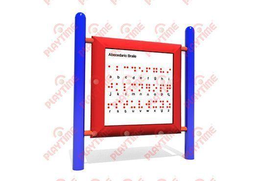 Panel Braille con Columnas