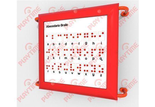 Panel de Pared Braille