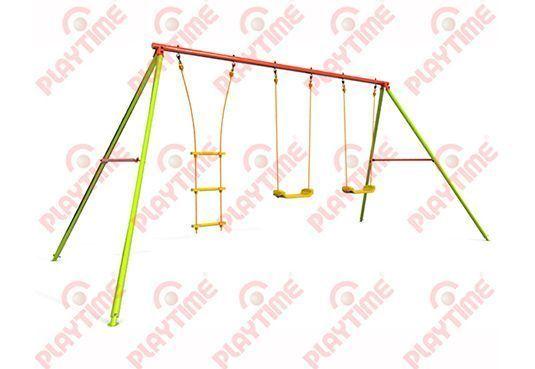 Swing III con Hamacas y Escalera